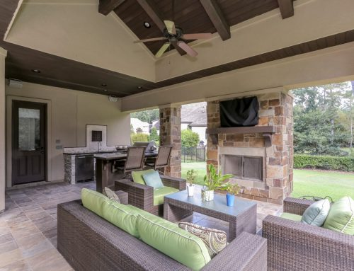 Outdoor Living Project – 1001