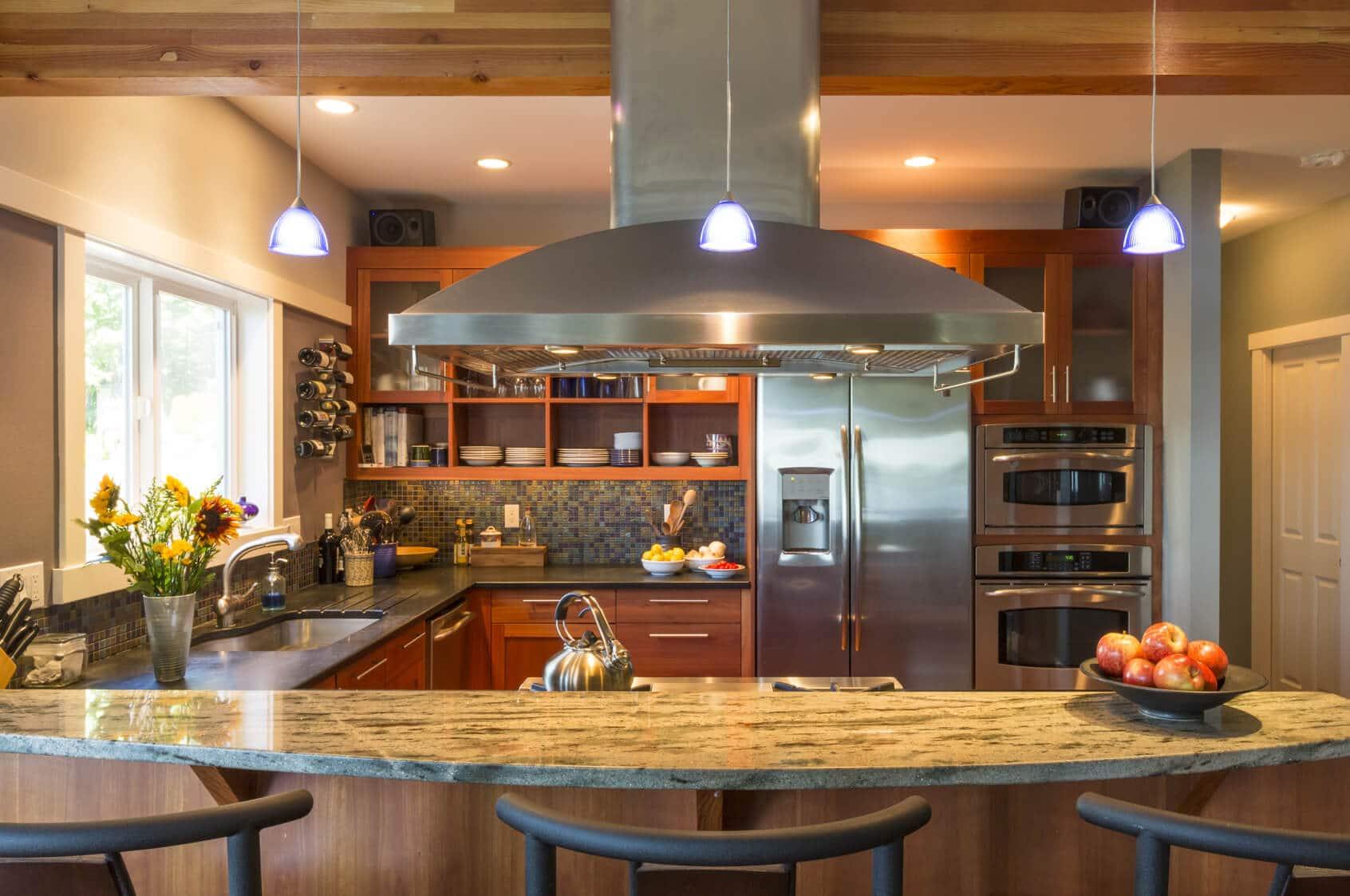 Contempary Kitchen 1020