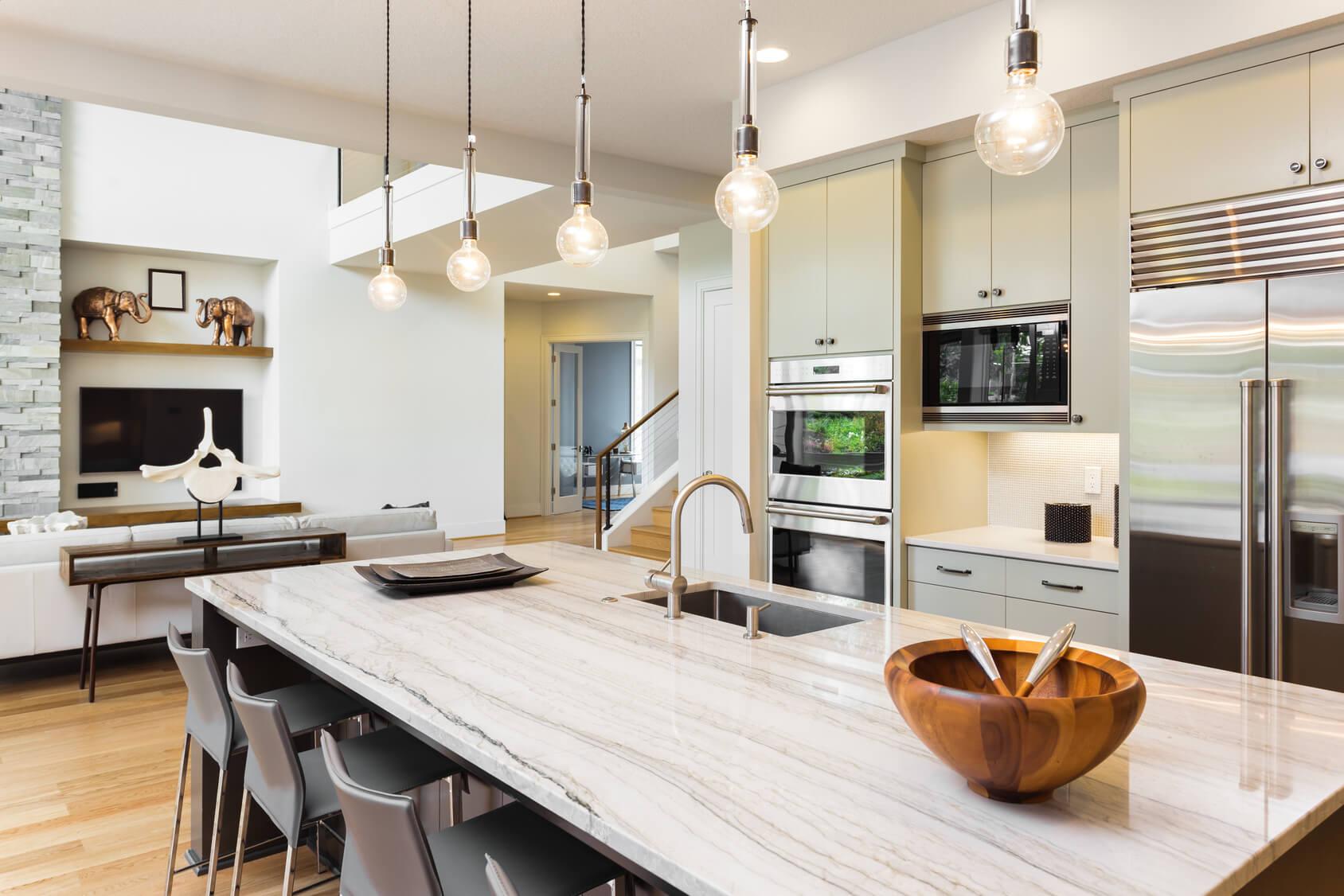 Kitchen Project -1010 - Superior Renovation & Construction