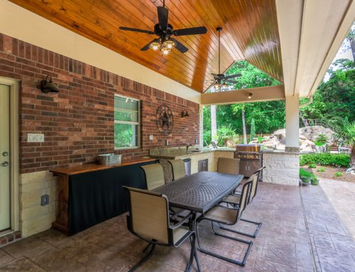 Outdoor Living Project – 1026